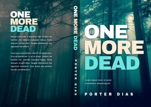 One More Dead - Mystery / Suspense / Thriller Premade Book Cover For Sale @ Beetiful Book Covers