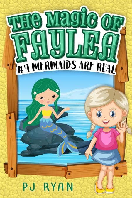 Mermaids are Real by PJ Ryan