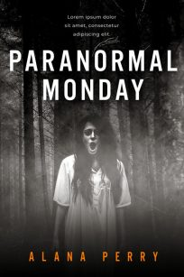 Paranormal Monday - Horror Premade Book Cover For Sale @ Beetiful Book Covers