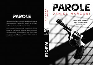 Parole - Suspense / Thriller Premade Book Cover For Sale @ Beetiful Book Covers