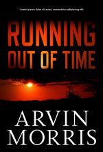 Running Out of Time – Mystery / Suspense / Thriller Premade Book Cover For Sale @ Beetiful Book Covers