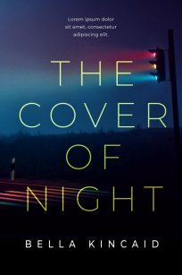 The Cover of Night - Mystery / Suspense / Thriller Premade Book Cover For Sale @ Beetiful Book Covers