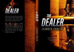 The Dealer - Mystery / Suspense / Thriller Premade Book Cover For Sale @ Beetiful Book Covers