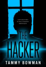 The Hacker – Techno-Thriller / Science-Fiction Premade Book Cover For Sale @ Beetiful Book Covers