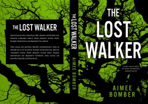 The Lost Walker - Mystery / Suspense / Thriller Premade Book Cover For Sale @ Beetiful Book Covers