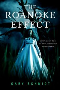 The Roanoke Effect - Horror Premade Book Cover For Sale @ Beetiful Book Covers