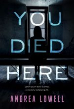 You Died Here – Thriller / Horror Premade Book Cover For Sale @ Beetiful Book Covers