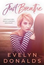 Just Breathe – Lesbian Contemporary Romance Premade Book Cover For Sale @ Beetiful Book Covers