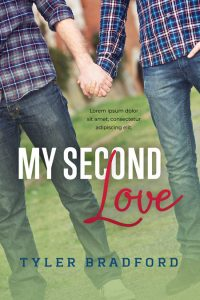 My Second Love - Gay Contemporary Romance Premade Book Cover For Sale @ Beetiful Book Covers
