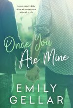 Once You Are Mine – Gay Contemporary Romance Premade Book Cover For Sale @ Beetiful Book Covers