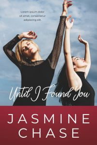 Until I Found You - Lesbian Contemporary Romance Premade Book Cover For Sale @ Beetiful Book Covers