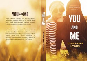 You And Me - Lesbian Contemporary Romance Premade Book Cover For Sale @ Beetiful Book Covers