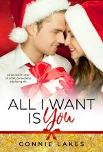 All I Want Is You – Christmas Romance Premade Book Cover For Sale @ Beetiful Book Covers