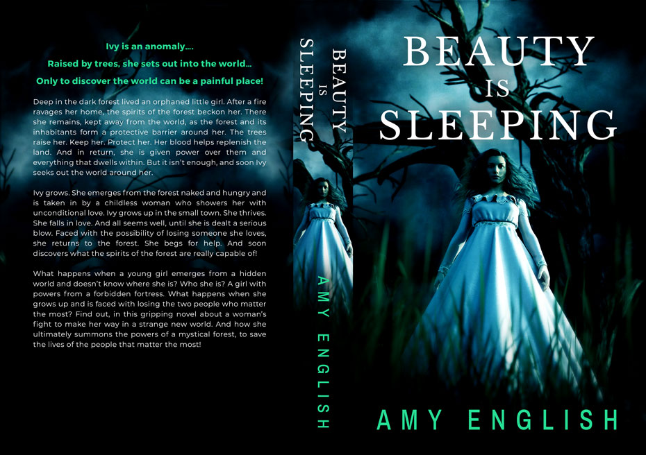 Beauty Is Sleeping by Amy English