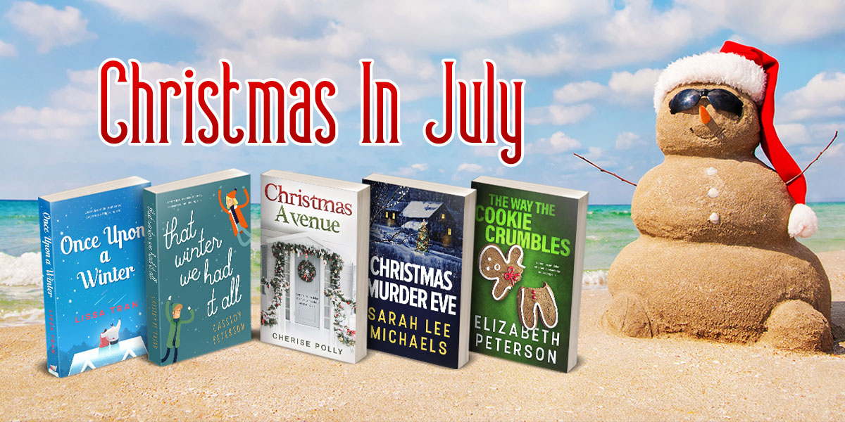 Christmas In July! New Christmas and Winter Related Book Covers