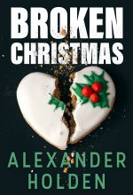 Broken Christmas – Christmas Cozy Mystery Premade Book Cover For Sale @ Beetiful Book Covers