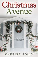 Christmas Avenue – Christmas Fiction Premade Book Cover For Sale @ Beetiful Book Covers