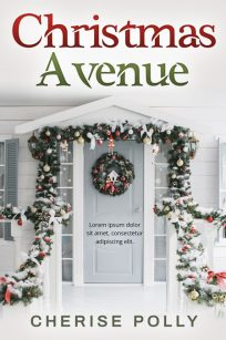 Christmas Avenue - Christmas Fiction Premade Book Cover For Sale @ Beetiful Book Covers