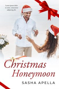 Christmas Honeymoon - Christmas Romance Premade Book Cover For Sale @ Beetiful Book Covers