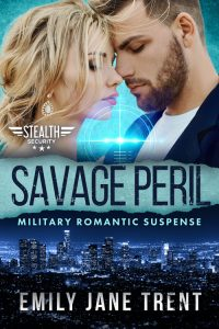 Savage Peril by Emily Jane Trent