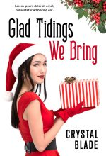 Glad Tidings We Bring – Christmas Premade Book Cover For Sale @ Beetiful Book Covers