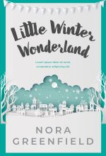Little Winter Wonderland – Christmas Premade Book Cover For Sale @ Beetiful Book Covers