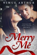 Merry Me – Christmas Romance Premade Book Cover For Sale @ Beetiful Book Covers