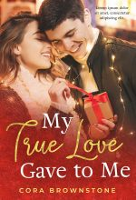 My True Love Gave To Me – Young Adult Christmas Romance Premade Book Cover For Sale @ Beetiful Book Covers