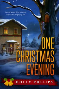 Christmas Caper - Christmas Fiction / Cozy Mystery Premade Book Cover For Sale @ Beetiful Book Covers