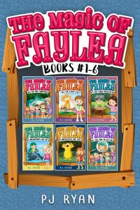 The Magic of Faylea: Books 1-6 by PJ Ryan