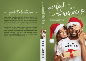 Perfect Christmas - Young Adult / New Adult African-American Christmas Romance Premade Book Cover For Sale @ Beetiful Book Covers