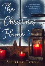 The Christmas Flame – Christmas Fiction Premade Book Cover For Sale @ Beetiful Book Covers