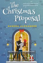 The Christmas Proposal – Illustrated Winter Romance Premade Book Cover For Sale @ Beetiful Book Covers