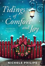 Tidings of Comfort and Joy – Christmas Fiction Premade Book Cover For Sale @ Beetiful Book Covers