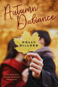 Autumn Daliance - Romance Premade Book Cover For Sale @ Beetiful Book Covers