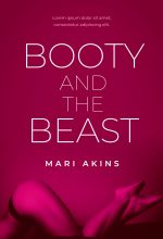 Booty and the Beast – Erotic Romance / Erotica Premade Book Cover For Sale @ Beetiful Book Covers