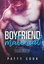 Boyfriend Material – Romance Premade Book Cover For Sale @ Beetiful Book Covers