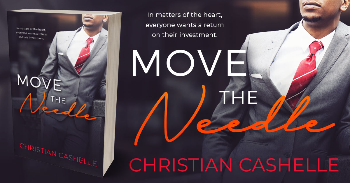 Showcase Spotlight: Move the Needle by Christian Cashelle