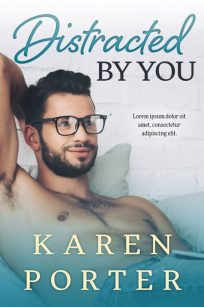 Distraced by You - Romance Premade Book Cover For Sale @ Beetiful Book Covers
