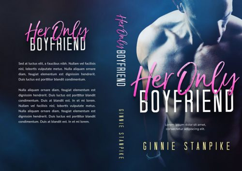 Her Only Boyfriend - Romance Premade Book Cover For Sale @ Beetiful Book Covers