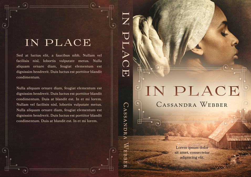 In Place - African American History Premade Book Cover For Sale @ Beetiful Book Covers