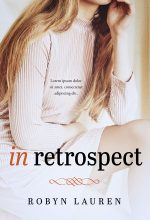 In Retrospect – Women's Fiction / Romance Premade Book Cover For Sale @ Beetiful Book Covers