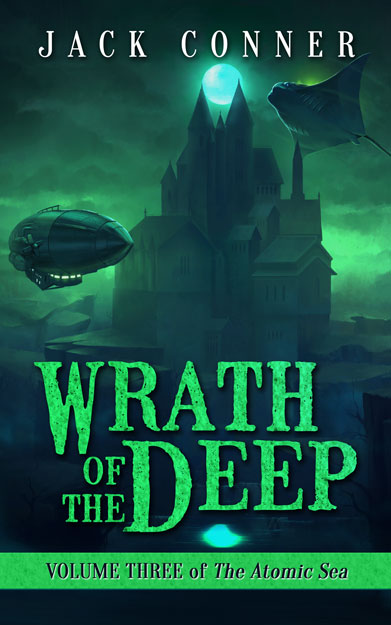 Wrath of the Deep by Jack Conner