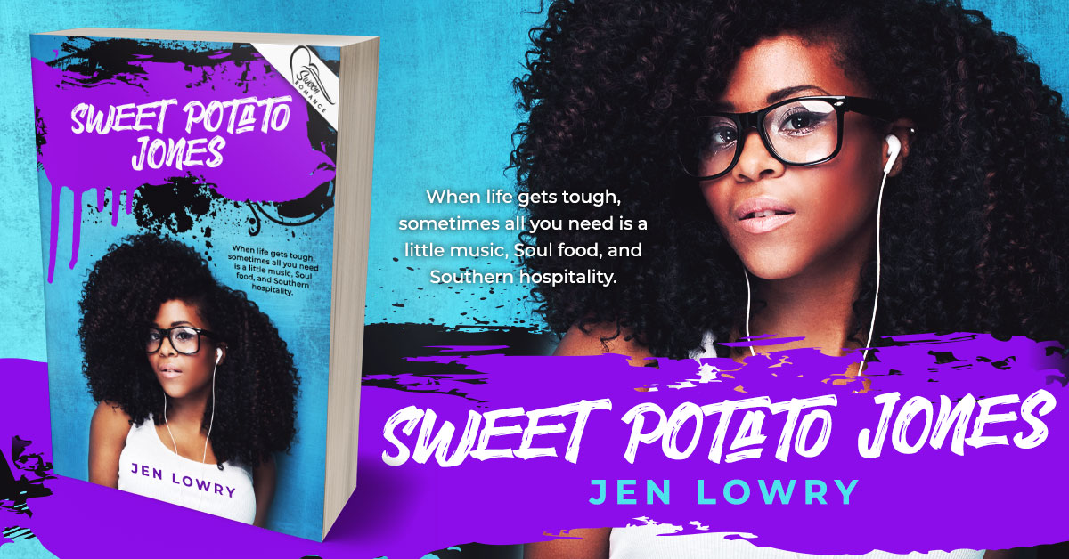 Showcase Spotlight: Sweet Potato Jones by Jen Lowry