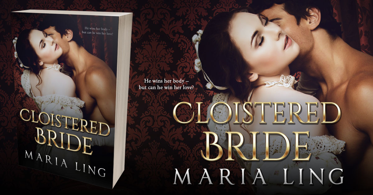 Showcase Spotlight: Cloistered Bride by Maria Ling