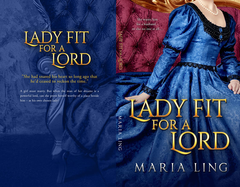 Lady Fit For Lord by Maria Ling