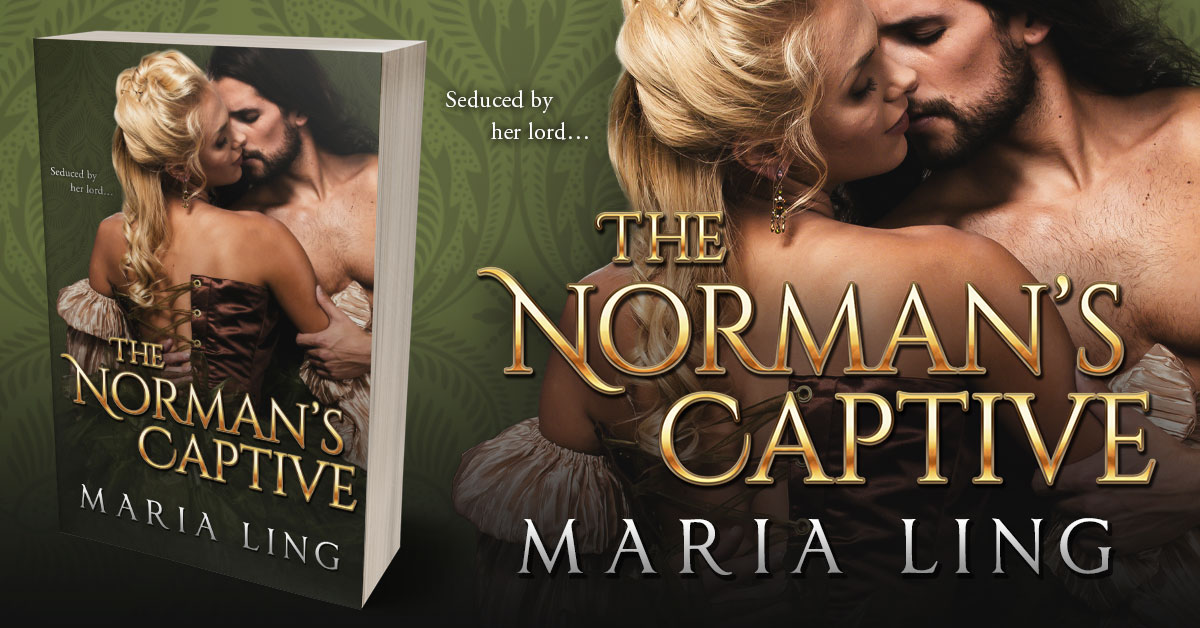 Showcase Spotlight: The Norman's Captive by Maria Ling