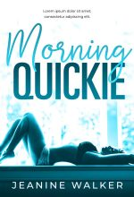 Morning Quickie – Erotic Romance / Erotica Premade Book Cover For Sale @ Beetiful Book Covers