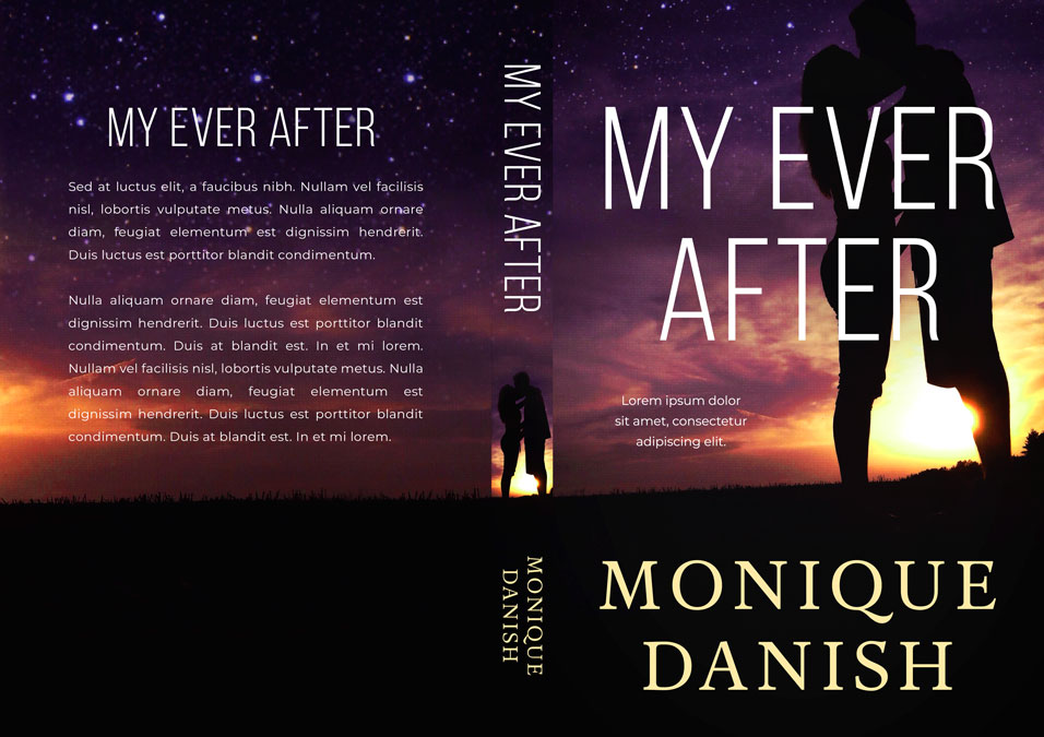 My Ever After - Young Adult Romance Premade Book Cover For Sale @ Beetiful Book Covers
