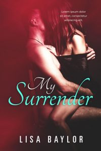 My Surrender - Erotic Romance / Erotica Premade Book Cover For Sale @ Beetiful Book Covers